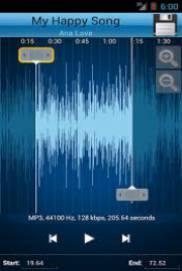 Fast MP3 Cutter