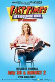 Tcm: Fast Times At Ridgemont High