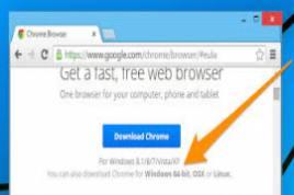 Google Chrome 64