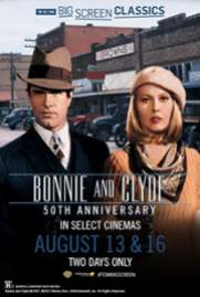 Tcm: Bonnie And Clyde 50Th