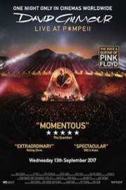 David Gilmour Live At Pompeii 2017