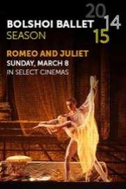 Bolshoi: Romeo And Juliet 2017