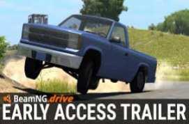 BeamNG drive Preview Beta