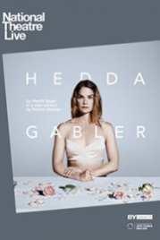 Nt Live: Hedda Gabler 2017