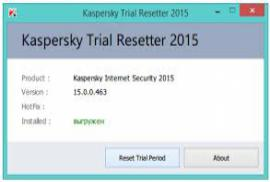 Kaspersky Anti Virus Internet Total Security