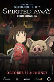 Spirited Away Dubbed 2017